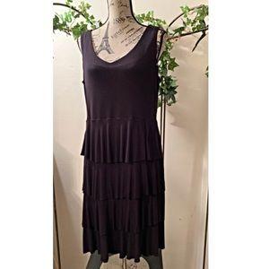 Style & Co.•ruffle dress